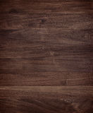 Mörk wood mahognytexturbakgrund Royaltyfria Bilder