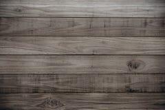 Mörk Wood plankatextur royaltyfri foto