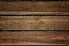 Mörka horisontalbräden wood textur, bakgrund royaltyfria foton
