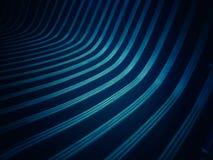 Mörker - blå signalbakgrund med motiv och abstrakt begrepp royaltyfri fotografi