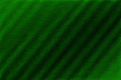 Mörker - grön abstrakt texturbakgrund, idérik designmall Royaltyfri Bild