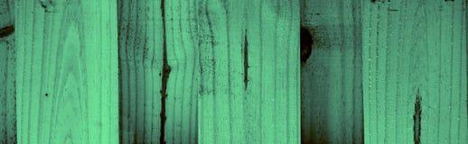Mörker - grönt baner för en naturlig bakgrund Arkivbilder
