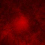Mörker - röd grungevektorbakgrund Arkivfoton