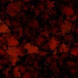 Mörker - röd vattenfärgtexturbakgrund Royaltyfri Fotografi