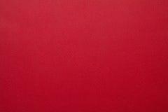 Mörker - rött konstgjort läder Royaltyfria Bilder