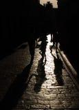 mörkerlll Arkivfoton
