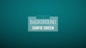 Mörkt - blå grön randig bakgrund också vektor för coreldrawillustration Splitterny modell för din affärsdesign Färgrik bakgrund i fotografering för bildbyråer