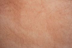 Mörkt brunt papper som bakgrund Fotografering för Bildbyråer