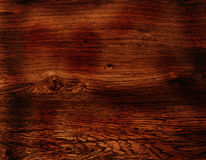mörkt trä