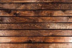 Mörkt trä för textur eller bakgrund royaltyfri bild
