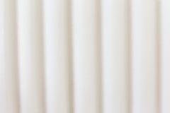 Mörser-Wandbeschaffenheit der Nahaufnahme weiße Lizenzfreie Stockfotos