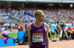 MÖTE AREVA, Paris IAAF Diamond League Royaltyfri Fotografi