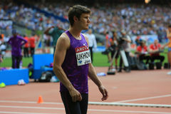 MÖTE AREVA, Paris IAAF Diamond League Royaltyfri Bild
