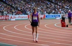 MÖTE AREVA, Paris IAAF Diamond League Royaltyfria Bilder