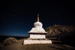 Mötesplats för tibetan buddism royaltyfri fotografi