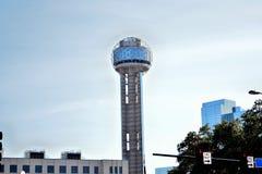 Mötetorn i Dallas, TX-Pic 1 Fotografering för Bildbyråer