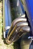 Múltiple de extractor de racecar Fotos de archivo