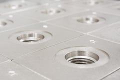 Múltiples de encargo hidráulicos Imágenes de archivo libres de regalías