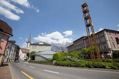 mún suizo del ragaz imagen de archivo libre de regalías