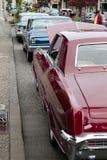 Músculo e Car Show de Chrome Fotos de Stock