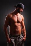 Músculos Fotografia de Stock