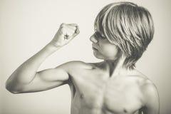 músculos fotografía de archivo