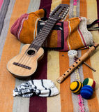 Música Ámérica do Sul Foto de Stock Royalty Free