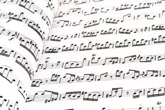 Música Imagen de archivo libre de regalías