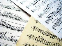 Música Foto de archivo