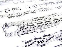 Música Foto de Stock