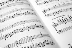 Música Fotografía de archivo libre de regalías