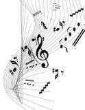 Música Foto de archivo libre de regalías