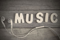 Música Imagen de archivo