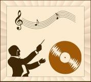 Música Fotografia de Stock Royalty Free