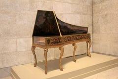 Música barroca en Art Gallery conmemorativo, Rochester, Nueva York, 2017 de la secuencia del ` de las secuencias y de los tubos d Foto de archivo libre de regalías