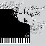Música clásica. Imagenes de archivo