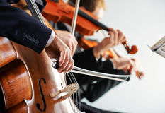 Música clásica: concierto foto de archivo libre de regalías