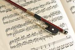 Música clássica Imagem de Stock