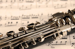 Música clássica Fotos de Stock Royalty Free