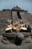 Música de bambú Fotos de archivo libres de regalías