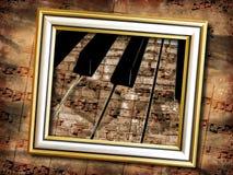 Música de Grunge Imagem de Stock