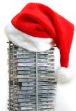 Música de la Navidad imagen de archivo