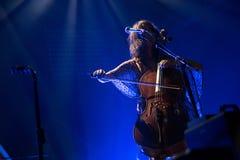 Música de Live Icelandic imagem de stock royalty free