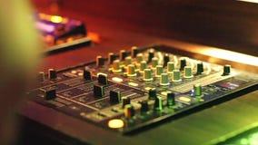 Música de mezcla de DJ metrajes