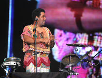 Música del Brasil fotos de archivo