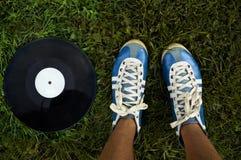 Música del verano foto de archivo libre de regalías