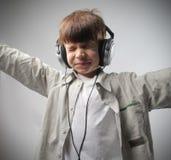 Música demasiado ruidosa Fotos de archivo