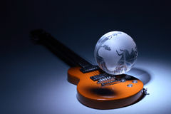 Música do mundo fotografia de stock royalty free