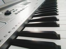 A música do piano imagens de stock royalty free