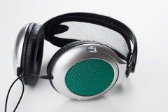 Música dos fones de ouvido Imagens de Stock Royalty Free